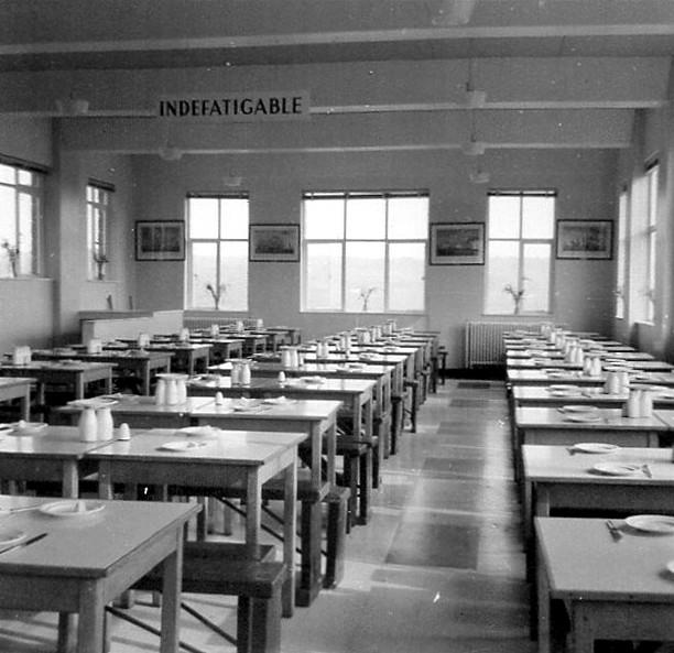 Canteen (Messdeck) 1964